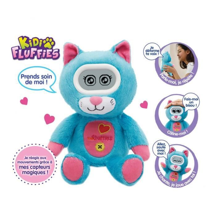 VTECH Kidifluffies - Twisty Le Chat