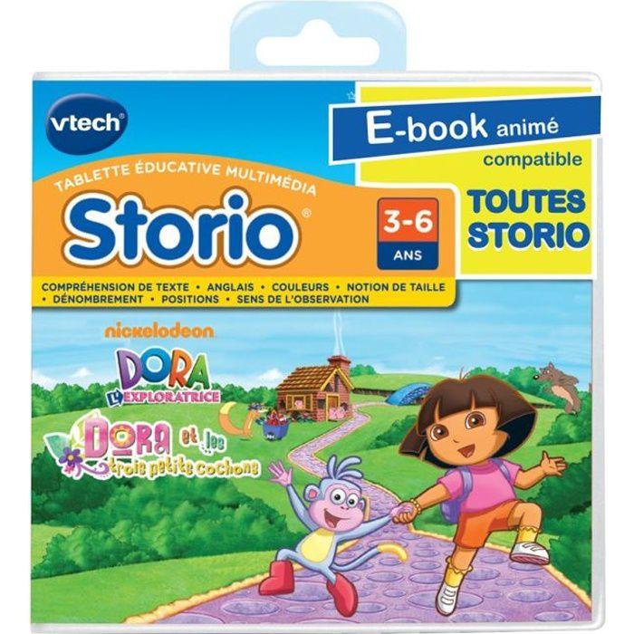 Jeu Storio Dora