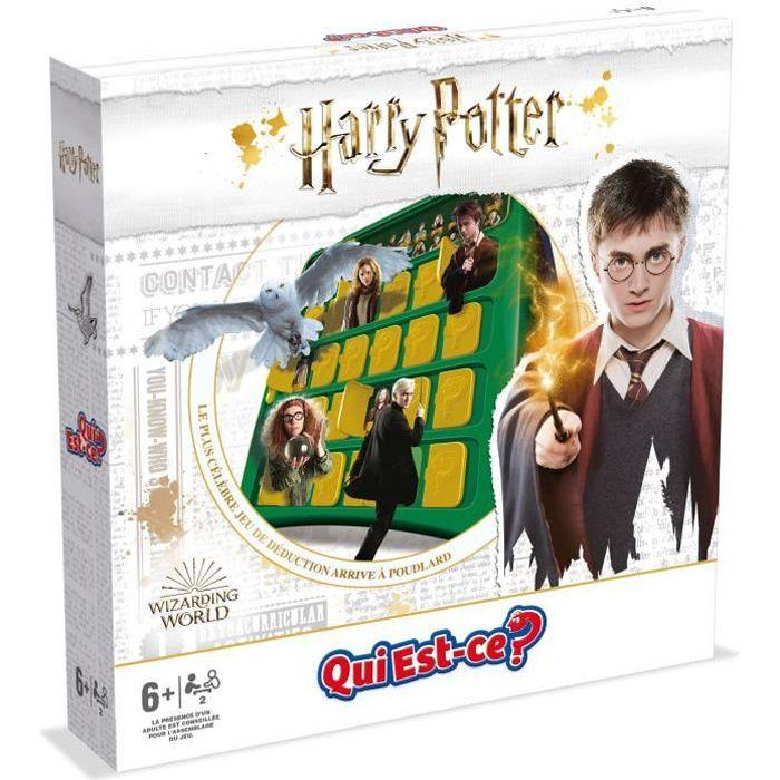 QUI EST-CE ? - Harry Potter - Version française - 0490
