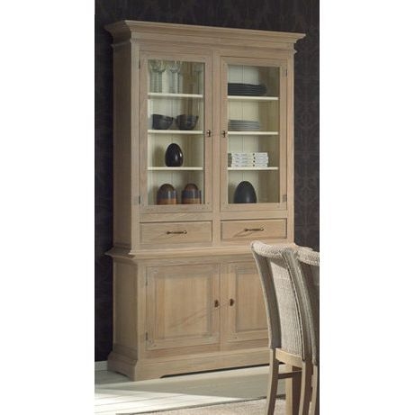 argentier vaisselier contemporain 100 ch ne achat. Black Bedroom Furniture Sets. Home Design Ideas