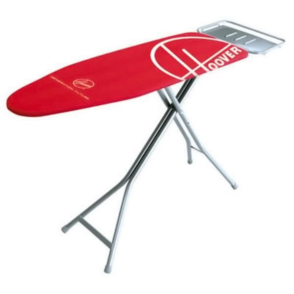Hoover Table Repasser 120 X 40 Cm Rouge Venezia