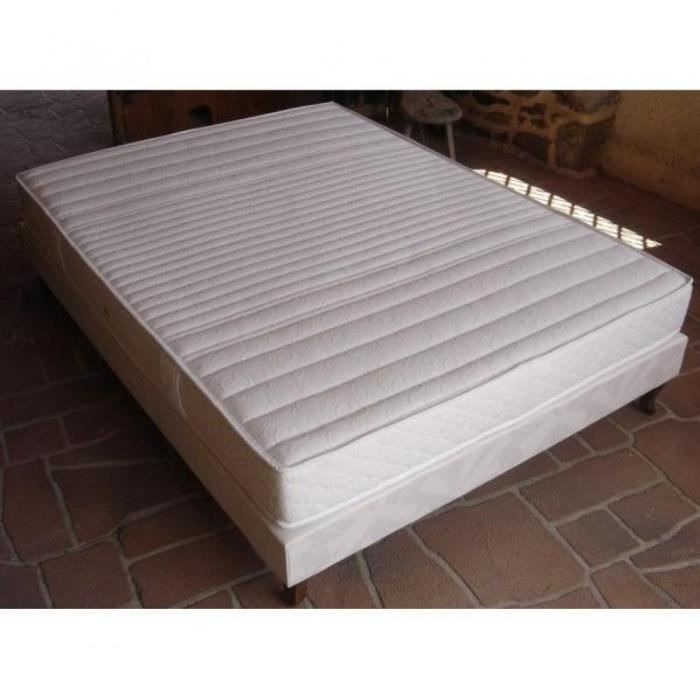 matelas memoria m moire de forme 140 190 achat vente matelas cdiscount. Black Bedroom Furniture Sets. Home Design Ideas