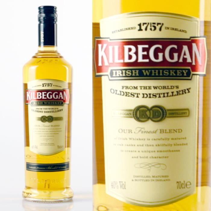 WHISKY BOURBON SCOTCH Whisky Kilbeggan
