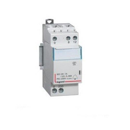COMPOSANT TABLEAU Transformateur pour sonnerie 230V/8V legrand-41309
