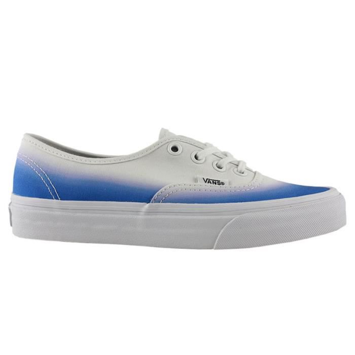 Basket Authentic ombre blue true white