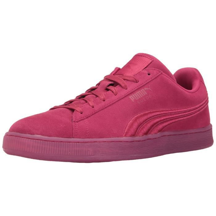 Puma Suede Classic Badge Iced Sneaker Fashion VFUYO Taille-48 rDbN2R