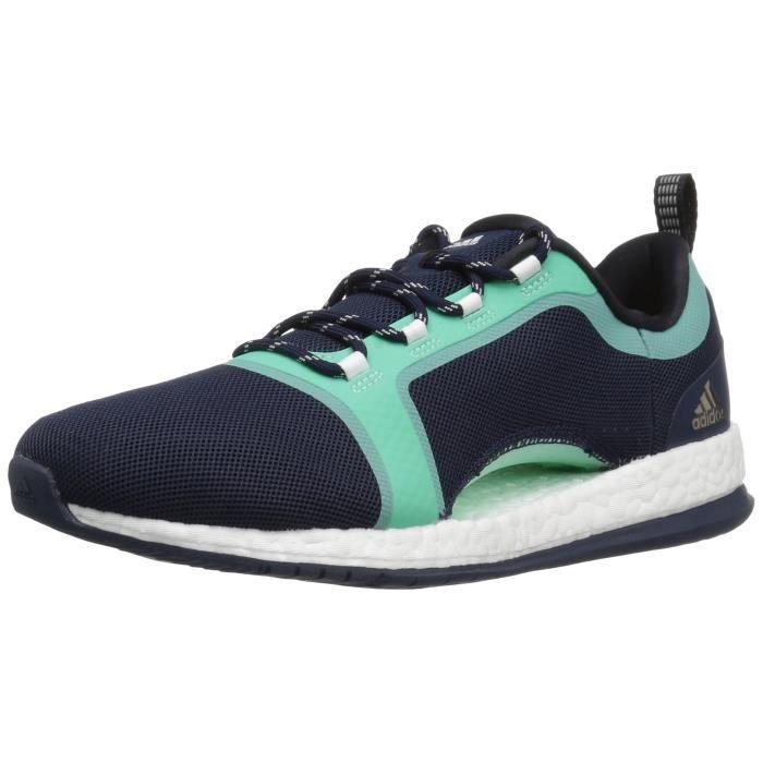 Adidas chaussure d'entraînement haute performance pure boost x tr 2 pour femme L0X97 Taille 41 1 2