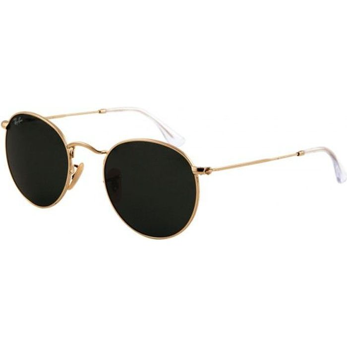 Taille Ray Ban Round   David Simchi-Levi fd4c7c334c6d