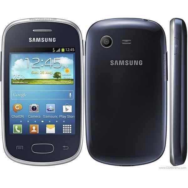 Smartphone Samsung S5282 Galaxy Star Duos Noir - Cdiscount Téléphonie