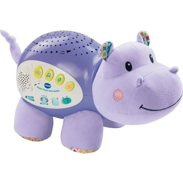 vtech veilleuse hippo dodo nuit toil e achat vente. Black Bedroom Furniture Sets. Home Design Ideas