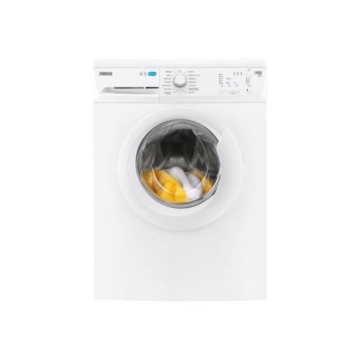 LAVE-LINGE Zanussi LINDO100 ZWF71240W Machine à laver freesta