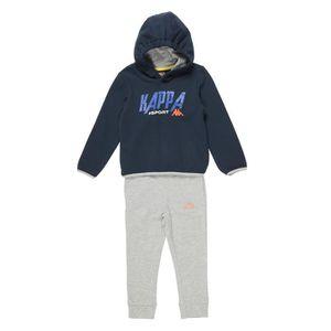 SURVÊTEMENT KAPPA Survêtement Zinedine - Enfant - Bleu marine