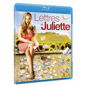 DVD FILM Blu-Ray Lettres à Juliette