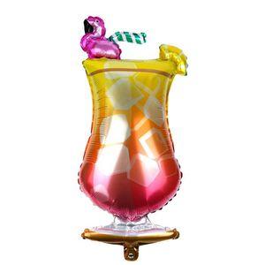 CHAMPAGNE Champagne Bouteille de vin Ballons heux Birthday P