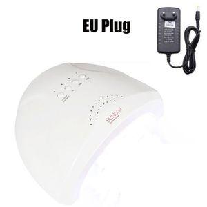 GEL UV ONGLES Professionnel 48W LED UV Nail Gel Dryer lampe polo