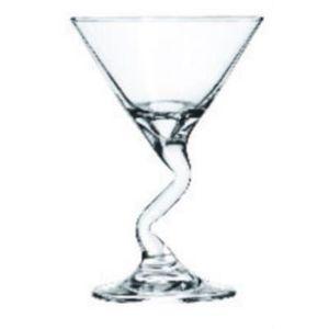 SHAKER - SET COCKTAIL  Verre à pied Cocktail 27 cl Z Stem Libbey 910575 -