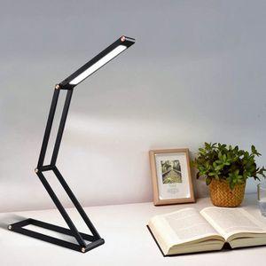 Usb Lampe De Bureau Led Sans Fil Rechargeable Lampe De