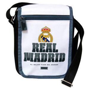 BESACE - SAC REPORTER Bandolera Real Madrid
