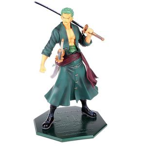 FIGURINE - PERSONNAGE Action Figurine One Piece Roronoa Zoro Collection