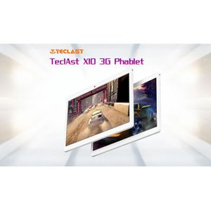 TABLETTE TACTILE Teclast X10 10.1 Pouces 3G Tablette  Android 6.0 O