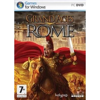 JEU PC Grand ages Rome / Jeu PC DVD-ROM