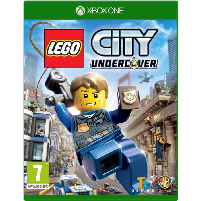 LEGO City Undercover Jeu Xbox One