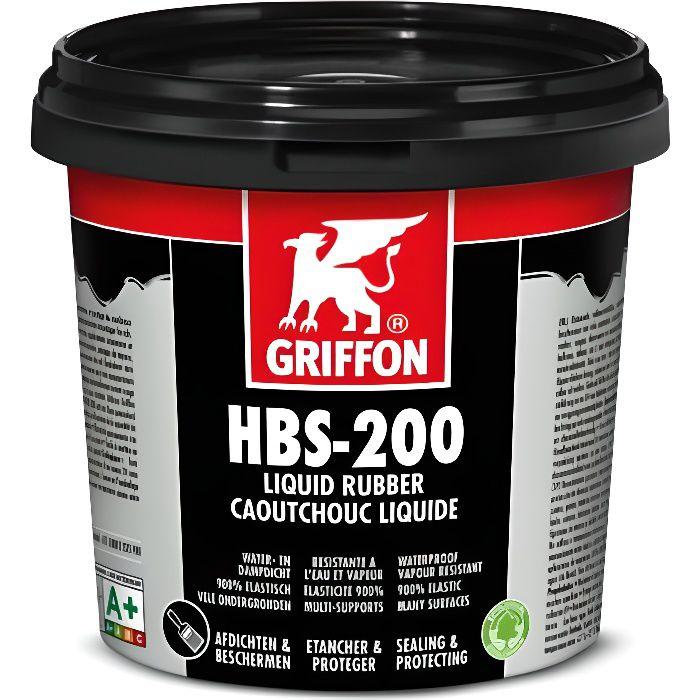 Hbs-200 Caoutchouc Liquide Pot De 1L