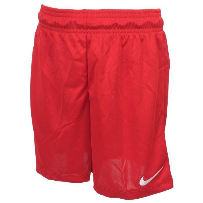 Short de football Park knit rouge short jr - Nike