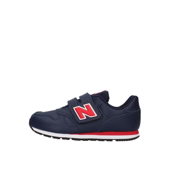 New Balance YV373ENO chaussures de tennis faible Enfant BLEU MARIN
