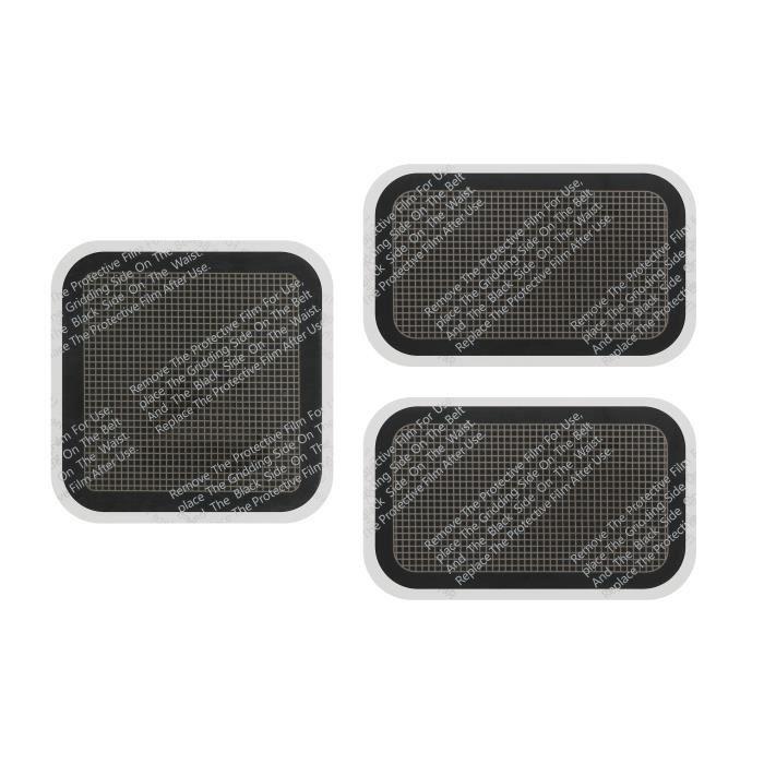 Kit recharge pour la Ceinture Meabelt 1000 – 3 Patchs conducteurs de rechange
