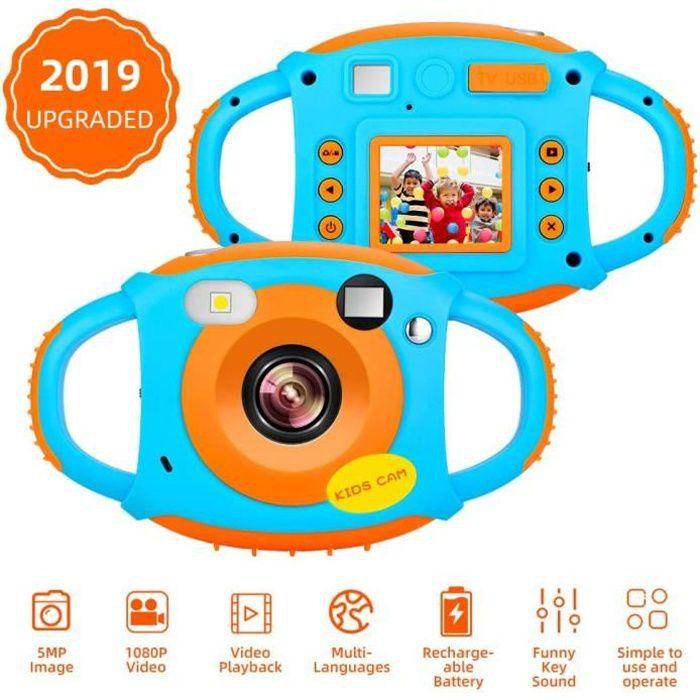 Appareil Photo Enfants Kids Caméra Avec Un Écran De 1,77 Pouce