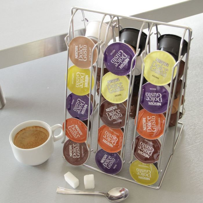 porte dosettes dolce gusto achat vente distributeur capsules cdiscount. Black Bedroom Furniture Sets. Home Design Ideas