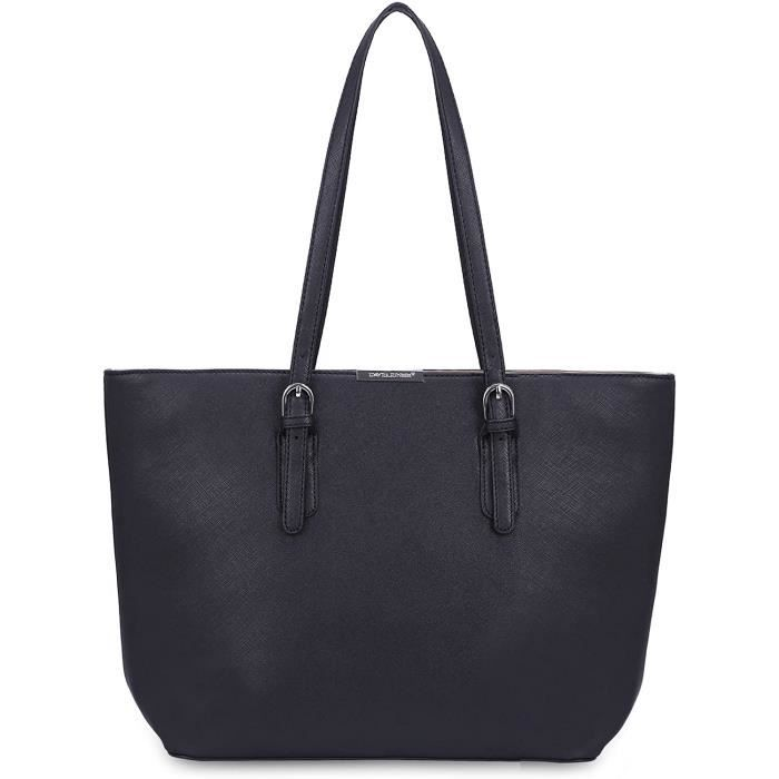 David Jones - Sac Main Shopping Femme Grand Format