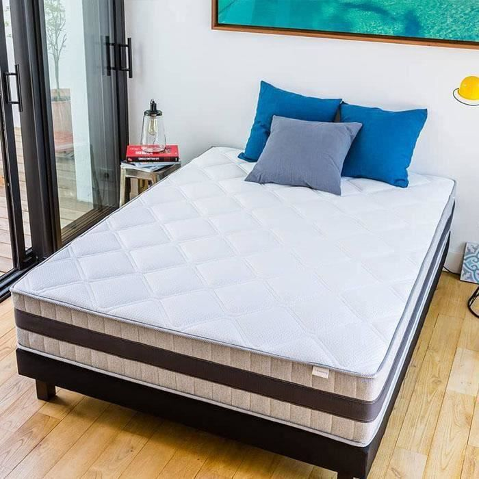 matelas memoire de forme 140 x 190 achat vente matelas memoire de forme 140 x 190 pas cher. Black Bedroom Furniture Sets. Home Design Ideas