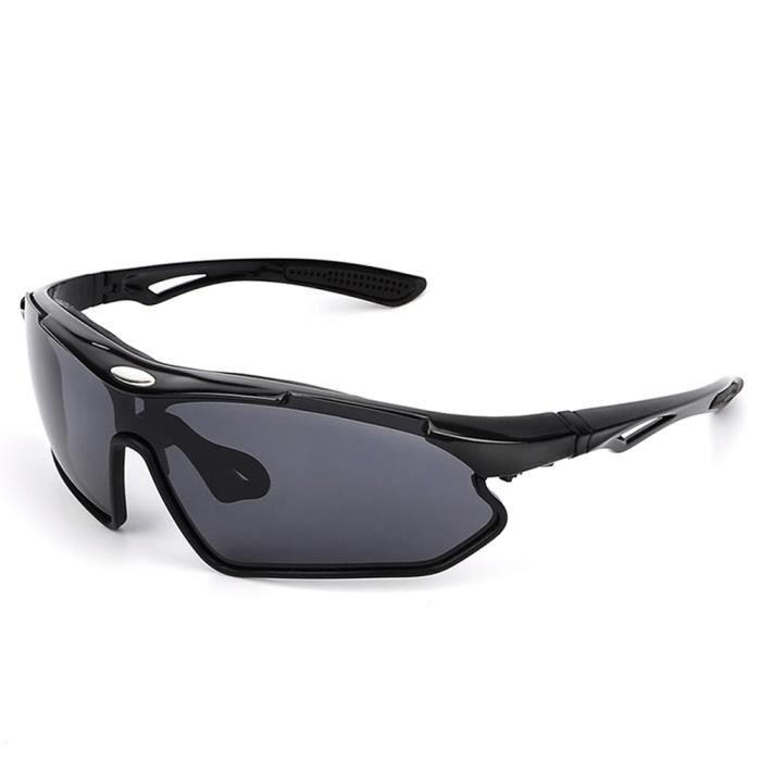 Sport Extérieur Cyclisme Conduite Pêche Lunettes de Soleil Goggle UV400 Lentille