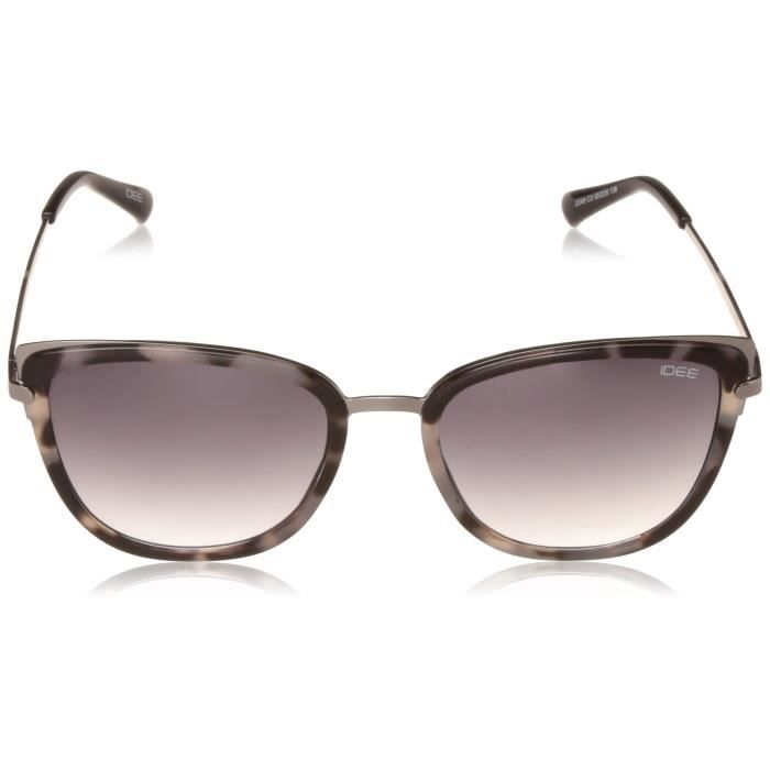 Gradient Square Sunglasses - (ids2249c3sg|55|blue Gradient Color) NKNLY