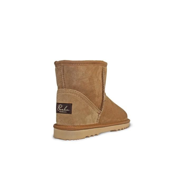 Classique Boot Handcrafted Mettant en vedette Prime Australian Sheepskin C855I Taille-40