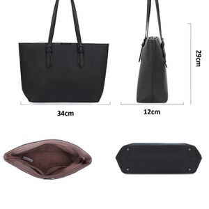 11f3c18d17 ... SAC À MAIN David Jones - Sac Main Shopping Femme Grand Format ...
