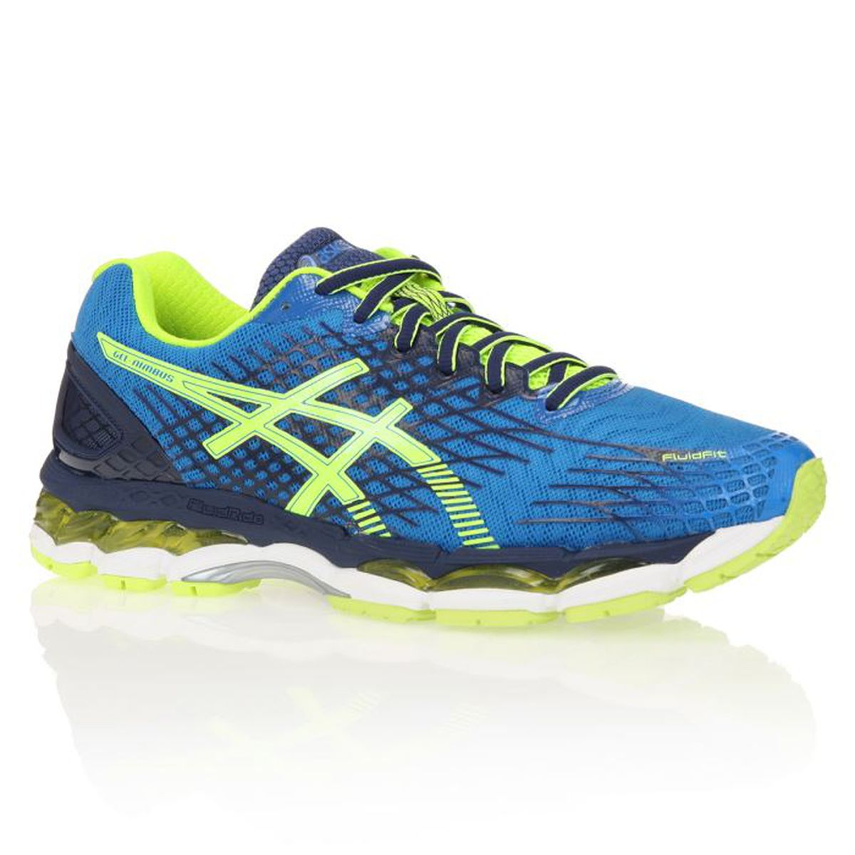 asics nimbus 17 baskets