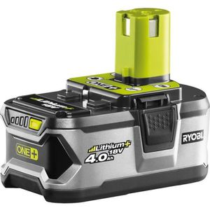 BATTERIE MACHINE OUTIL RYOBI Batterie avec indicateur niveau de charge -