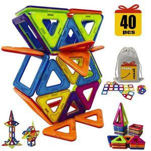 ASSEMBLAGE CONSTRUCTION VHZ5U Les blocs magnétiques - 100% magnétique des