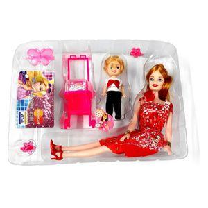POUPÉE Poupee Dora l'exploratrice Doll (ensemble de 2 Dol