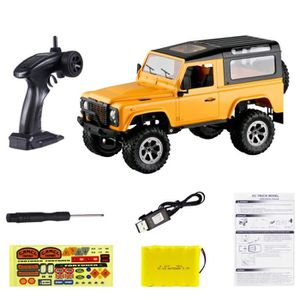 DRONE FY003A 1:16 RC 2.4GHz 4WD Off-Road Metal FrameTruc