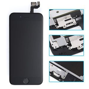 ECRAN DE TÉLÉPHONE Vitre Tactile Ecran LCD Complet Pour iPhone 6S Noi