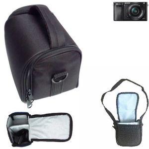 SAC PHOTO Pour Sony Alpha 6000: Sac d'épaule - Sac de transp