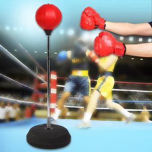 SAC DE FRAPPE KING Adulte boxe punch Sac Ballon d'exercice avec