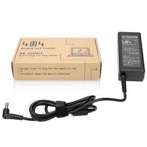 BATTERIE INFORMATIQUE 404Brand Chargeur d'alimentation ordinateur portab