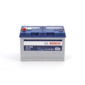 BATTERIE VÉHICULE BOSCH Batterie Auto S4029 95Ah 830A / + à gauche