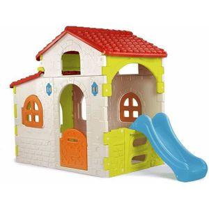 MAISONNETTE EXTÉRIEURE Maison pour enfant Beauty House - plastique anti-U