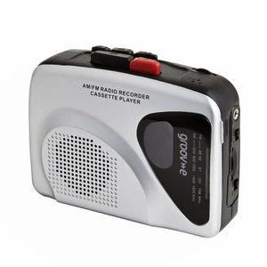 RADIO CD CASSETTE Groov-e GVPS525SR Lecteur De Cassettes Personnelle